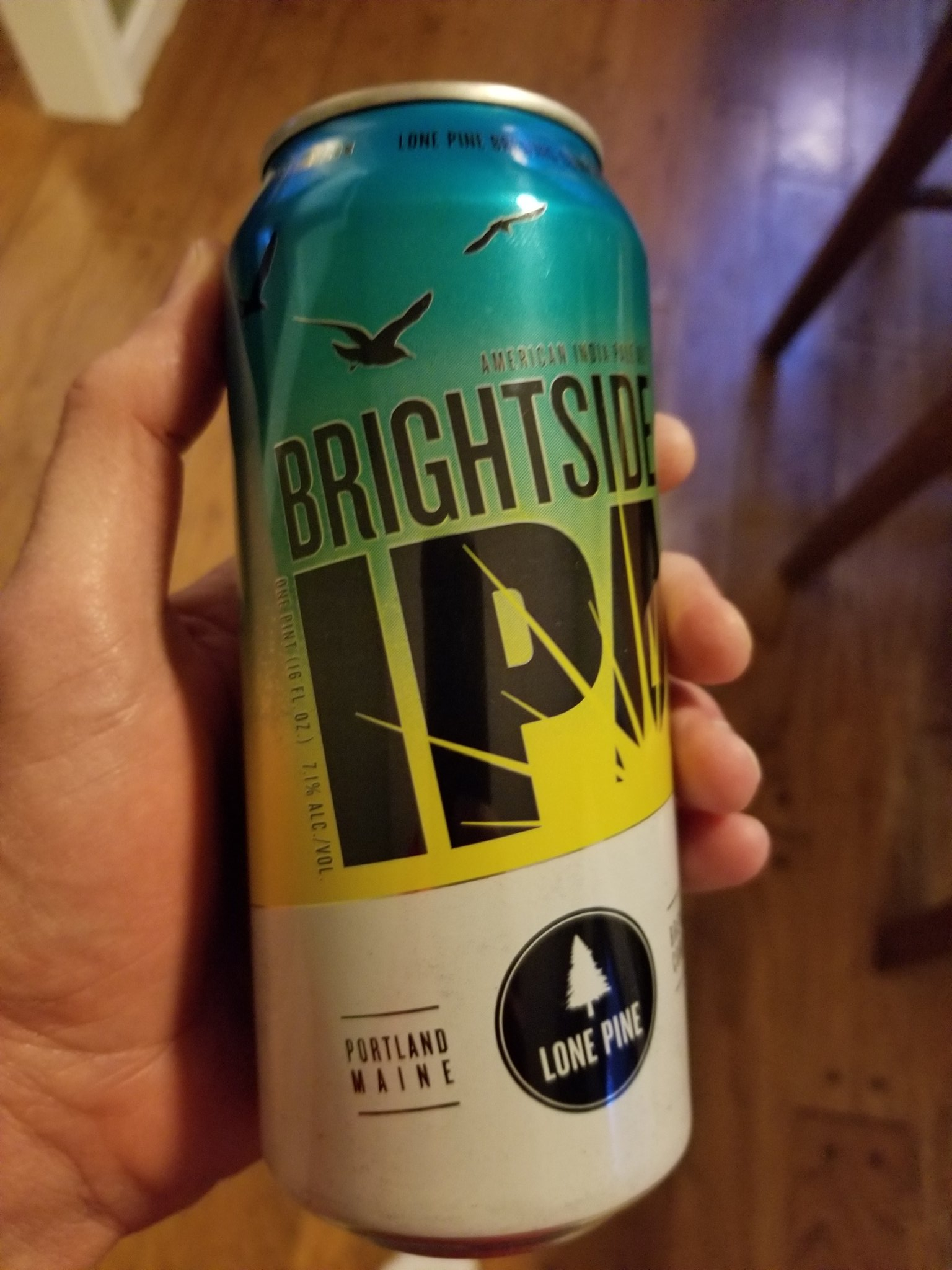 Brightside IPA Beer Review